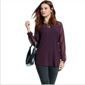 CAbi Blouse, Size Small